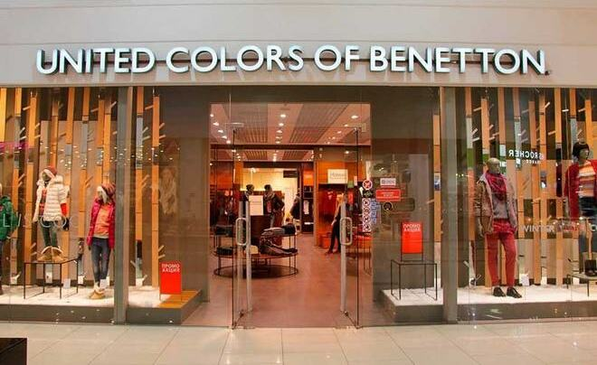 United Colors of Benetton stores